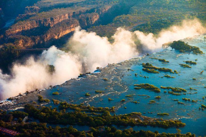 Devils Pool - Victoria Falls