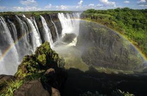 Botswana - Reisen Victoria Falls