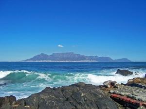 Robben Island - Südafrika- Tafelberg