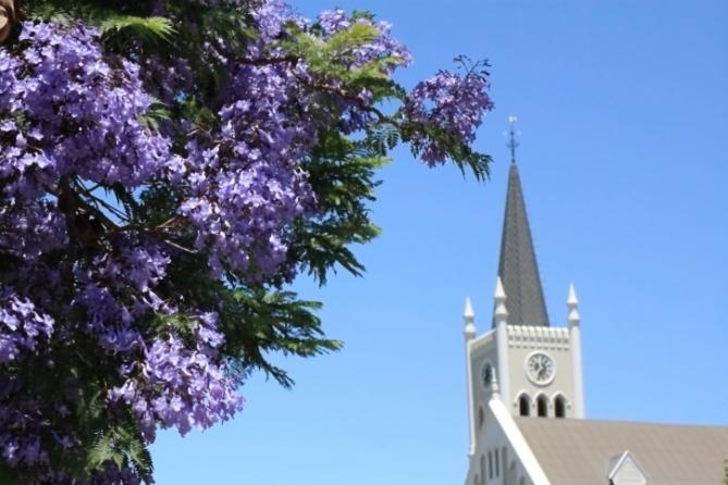 Südafrika - Reisen - Kirche