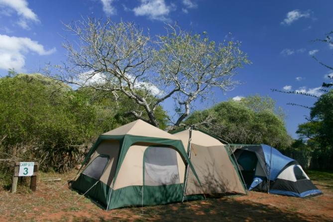 Südafrika - Reisen - Camping