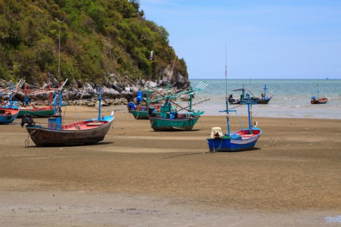 Guinea-Bissau - Reisen - Strand