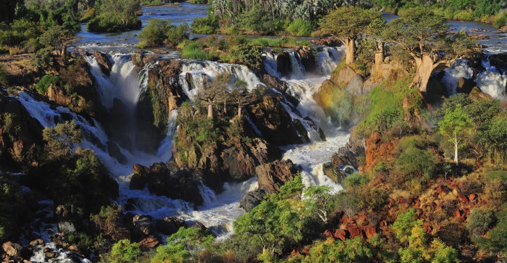Wasserfälle Namibia