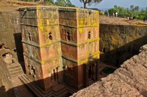 Äthiopien - Gruppenreisen - Lalibela