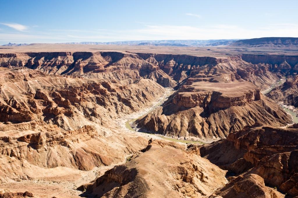 Naturschutzgebiet Namibia - Fish River Canyon