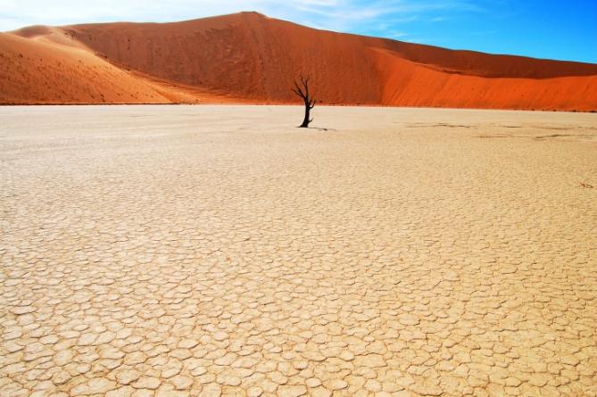 Namibia - Reisen - Tourismus