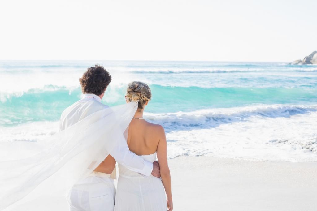 Hochzeit in Namibia