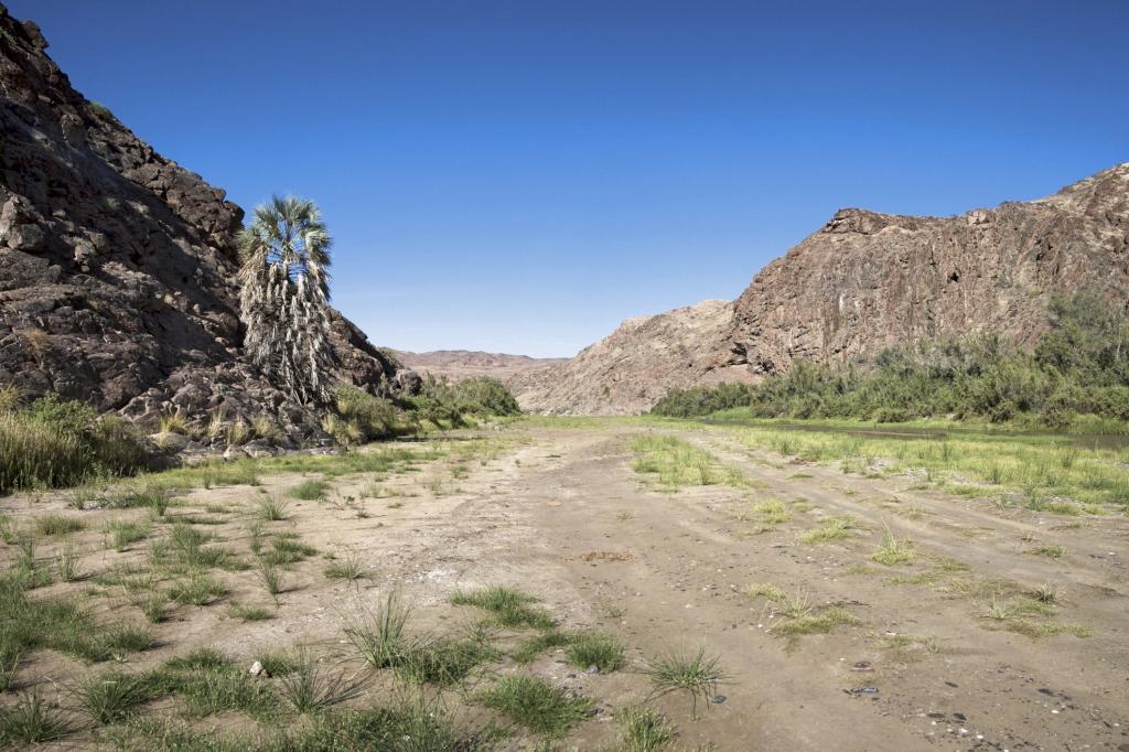 Naturschutzgebiete in Namibia