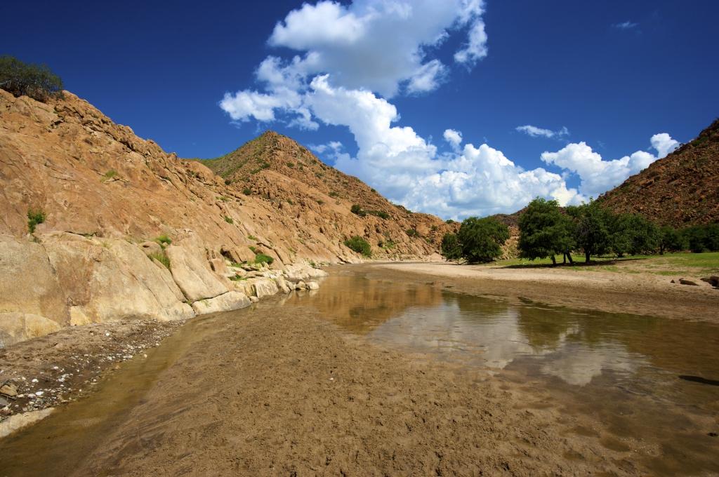 Namibias Naturschutzgebiete