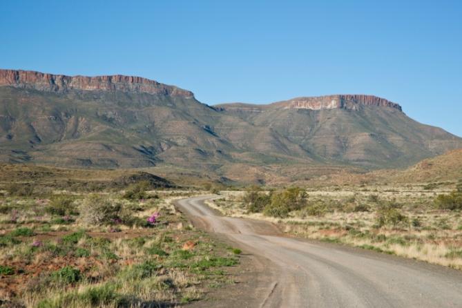 Südafrika - Reisen - Karoo Nationalpark