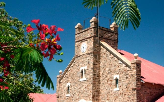 Namibia - Reisen - Kirche