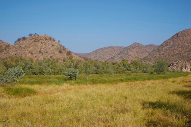 Namibia - Reisen - Khomas-Hochland