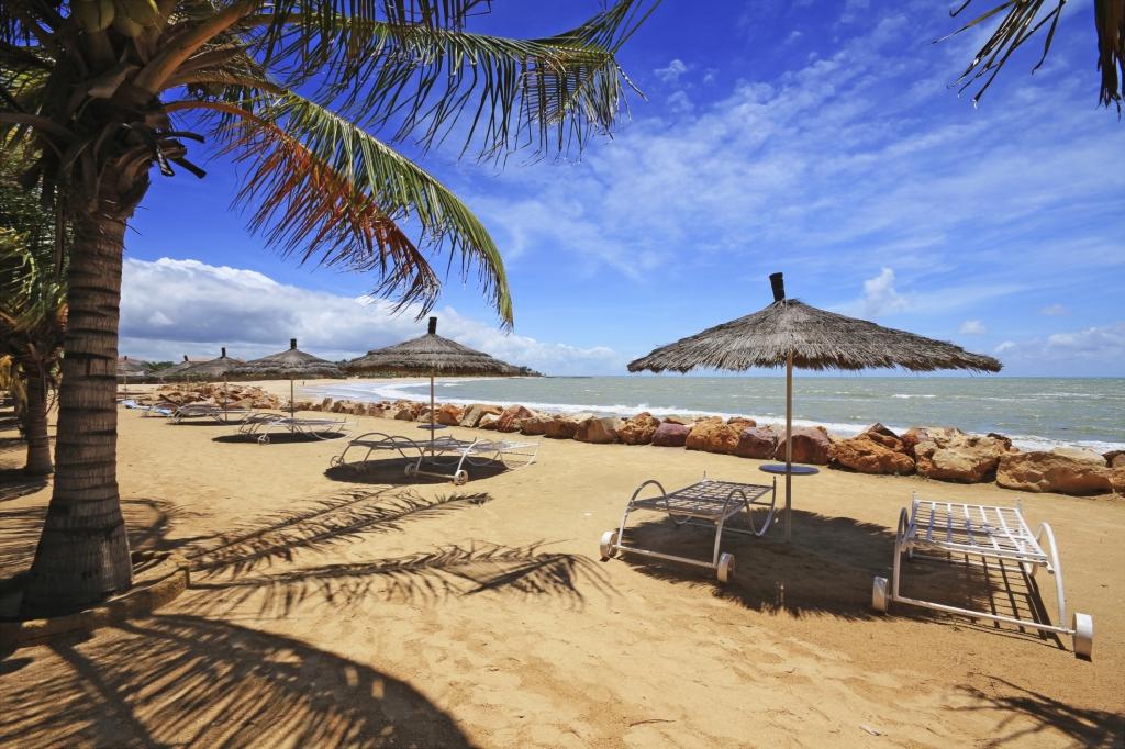 Senegal - Reisen - Strand - beste Reisezeit