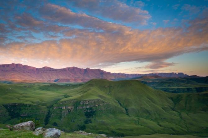 Südafrika - Drakensberge - Lady Smith