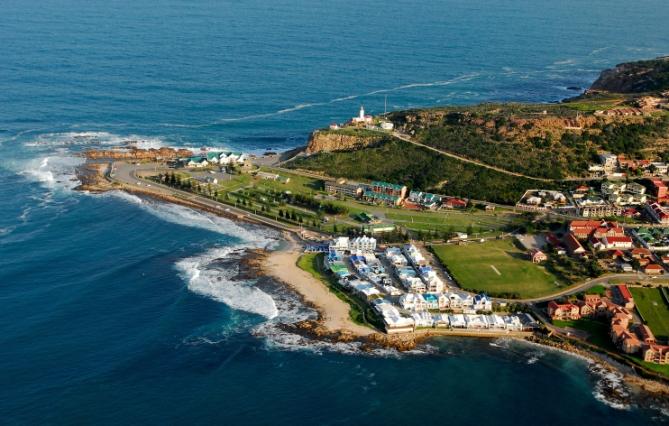 Südafrika - Reisen - Küste