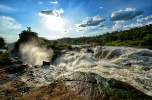 Uganda - Reisen - Murchison Wasserfälle