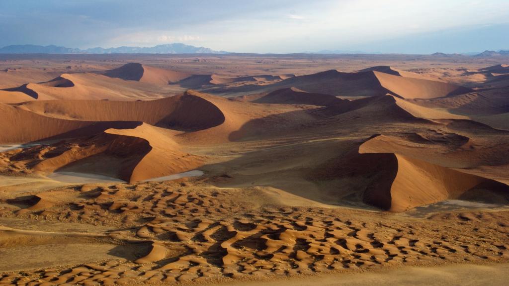 Reiseinformationen Namibia- Beste Reisezeit
