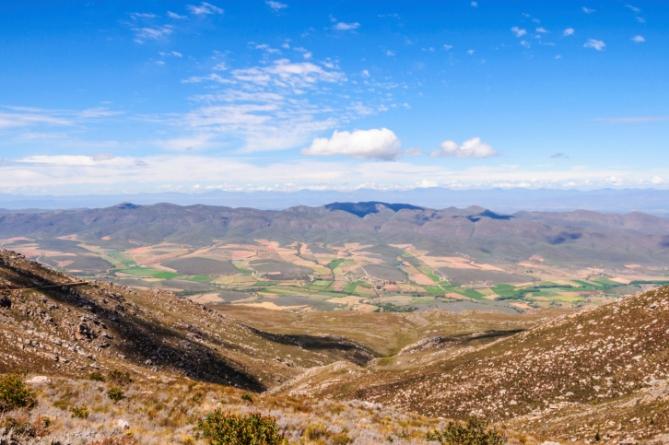 Südafrika - Reisen - Swartberg Pass