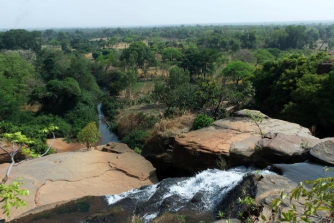 Burkina Faso - Reisen - Karfiguela