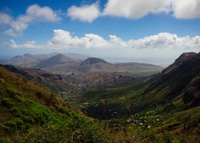 Kap Verde - Reisen - Wandern