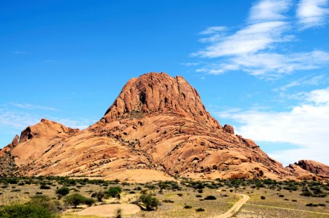 Namibia - Reisen - Spitzkoppe