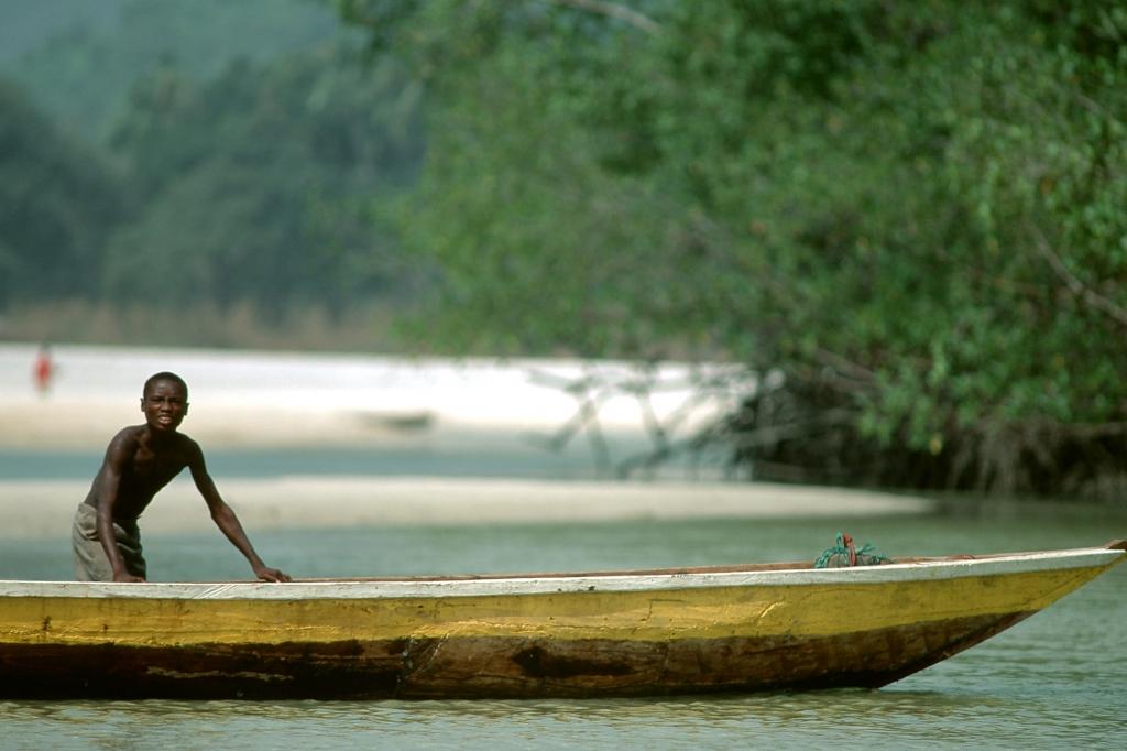 Sierra Leone - Reisen