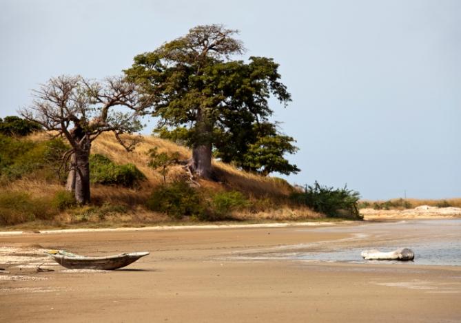 Guinea-Bissau - Strand