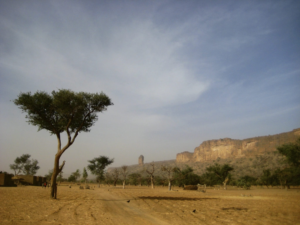 Landschaft - Mali - Reisen