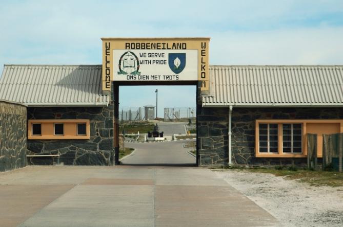 Südafrika - Reisen - Robben Island