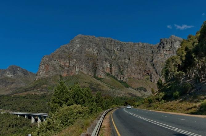 Südafrika - Reisen - Route 62