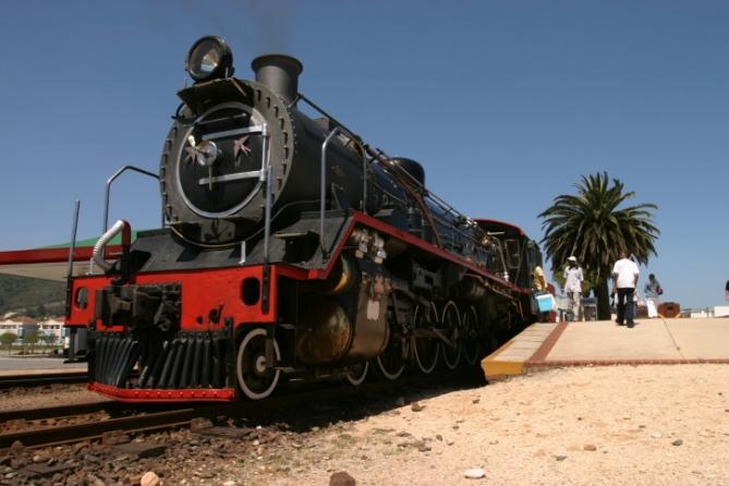Südafrika Reisen mit dem Zug