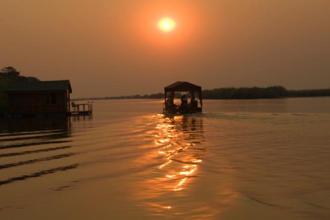 Namibia - Reisen - Okavango