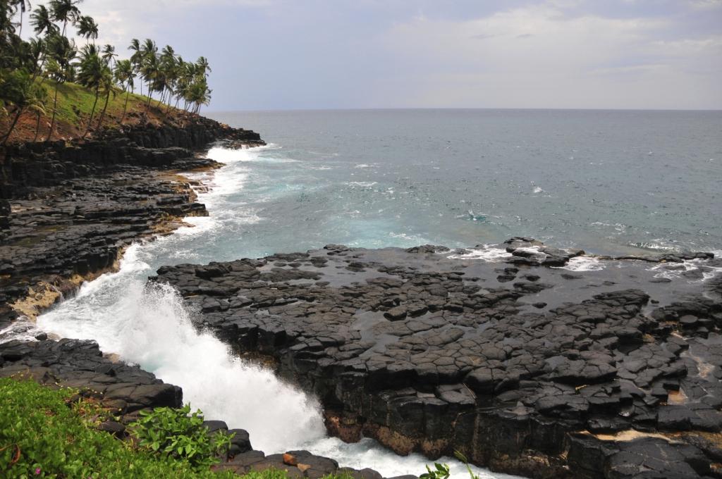 Nationalparks in Sao Tomé und Principé
