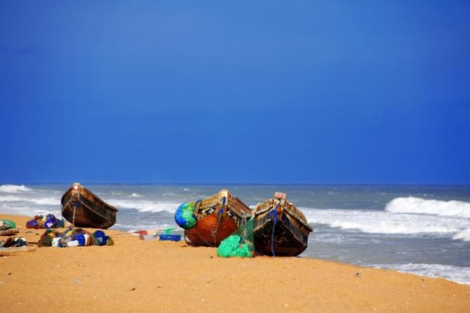 Benin - Reisen - Strand