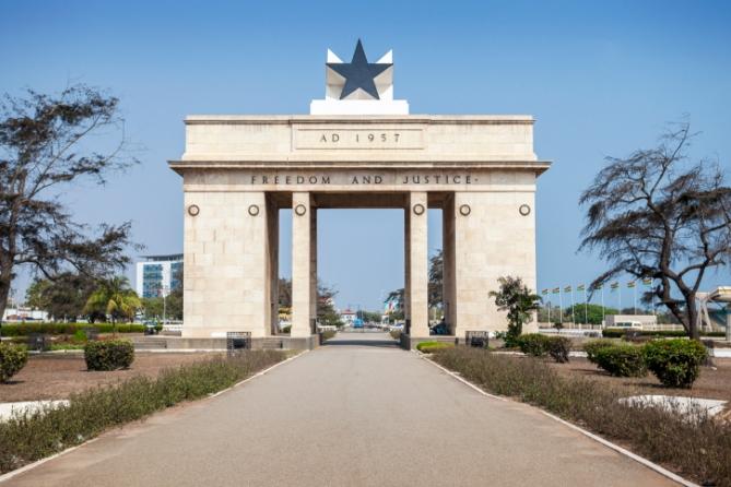 sehensw252rdigkeiten in ghana touring afrika