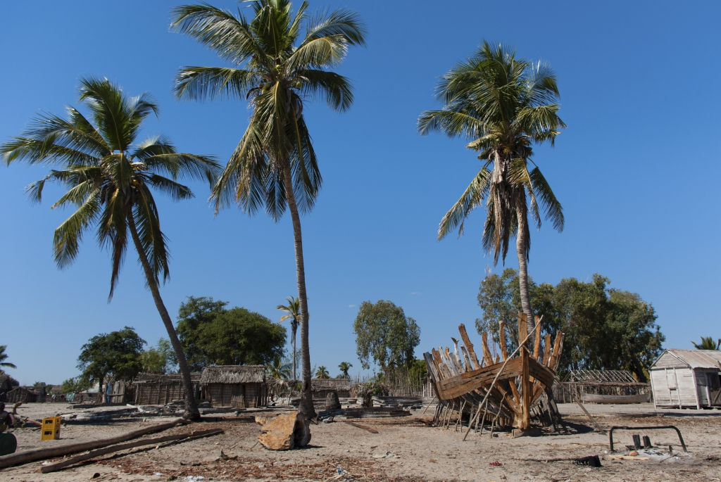 Liberia - Reisen - Strand