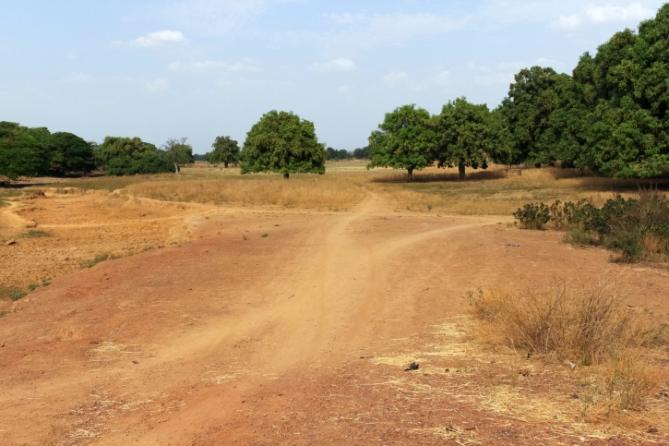 Burkina Faso - Reisen