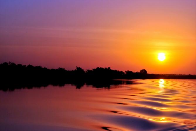 Gambia - Reisen - Strand