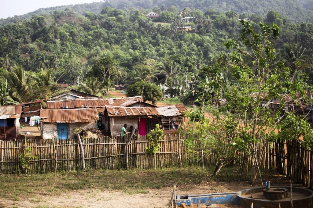 Liberia - Reisen - Leben