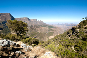 Äthiopien - Reisen - Simien Nationalpark