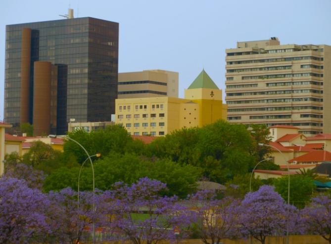 Namibia - Hauptstadt - Windhoek