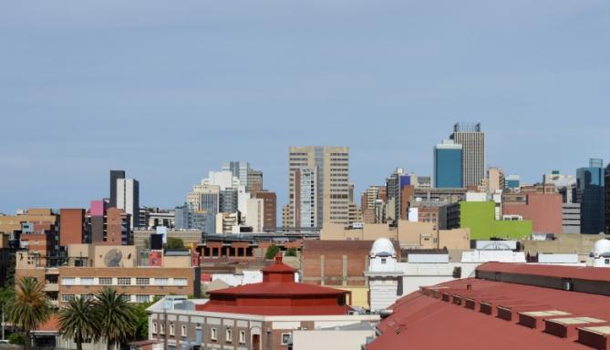 Südafrika - Johannesburg - Reisen