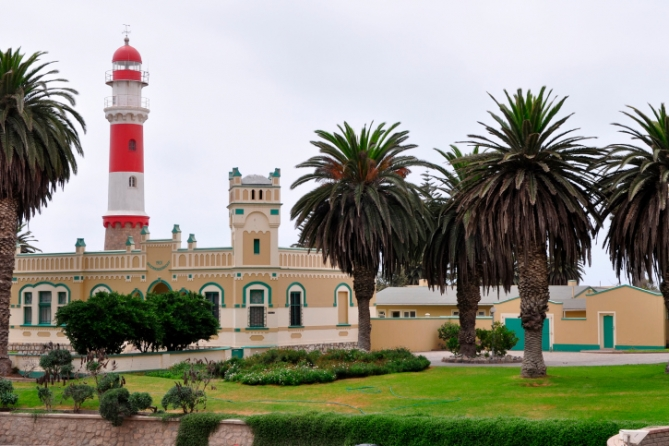 Namibia - Reisen - Leuchtturm