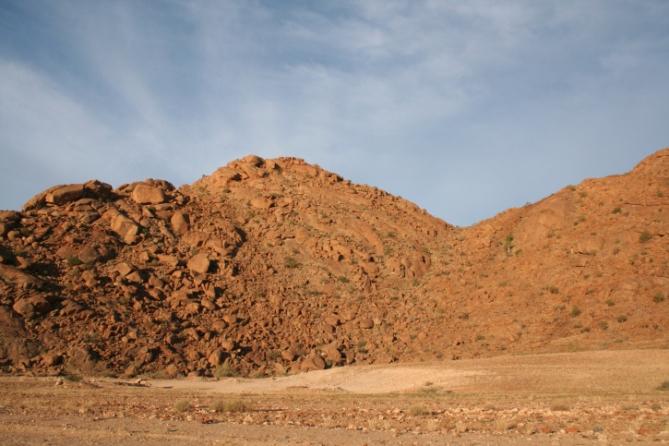 Namibia - Reisen - Tirasgebirge
