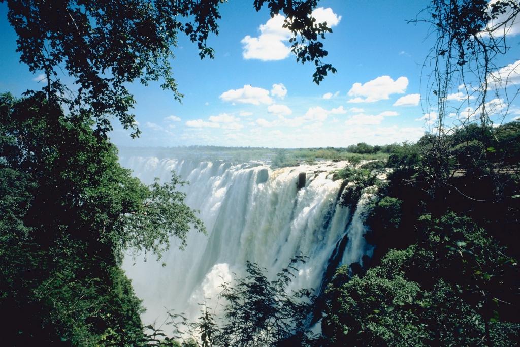 Victoria Falls-Simbabwe