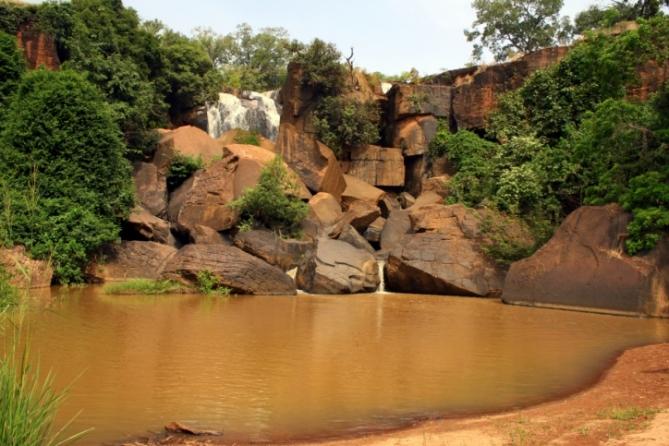 Burkina Faso - Banfora Waterfalls