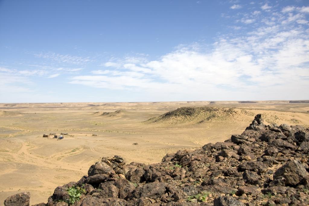 Mauretanien - Reisen - Wüste