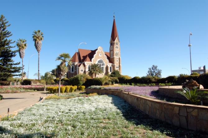 Namibia - Reisen - Windhoek