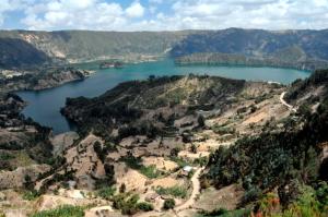 Äthiopien - Individualreisen - Wonchi Vulkan