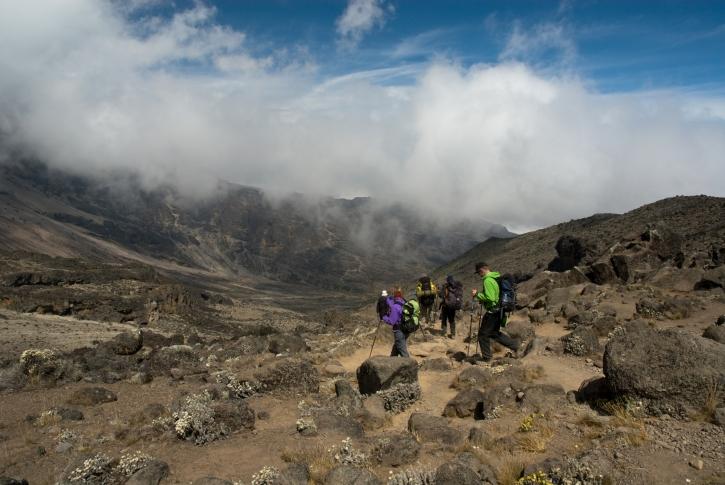 Kilimandscharo Besteigung - Gute Ausrüstung ist wichtig!